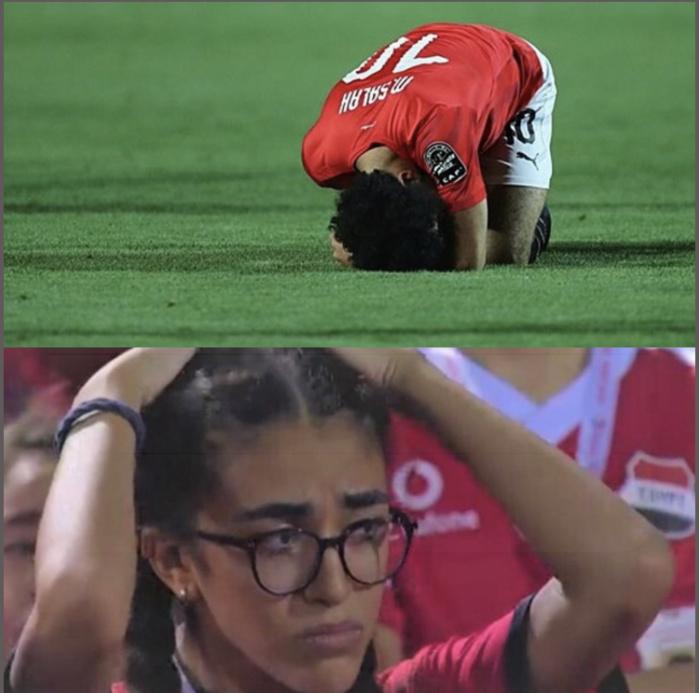 CAN 2019/Elimination de l'Egypte en 8es de finale : Tout un pays pleure avec Mohamed Salah