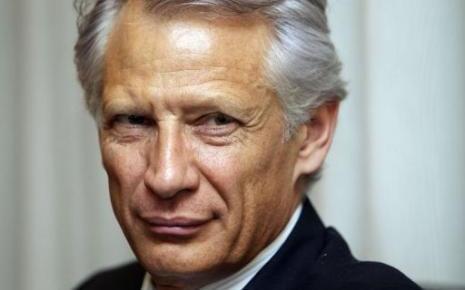 """France: Dominique de Villepin est """"candidat à la présidentielle"""""""