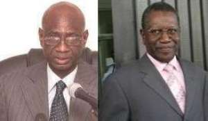Visite de Me Wade à Matam: confrontation entre Adama Sall et Diakaria Diaw