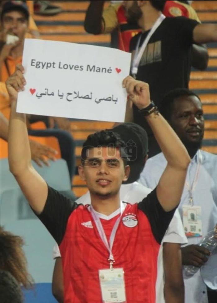 CAN 2019 : Comment Sadio Mané a ravi la vedette à Mo Salah, après l'élimination de l'Egypte en huitièmes de finale