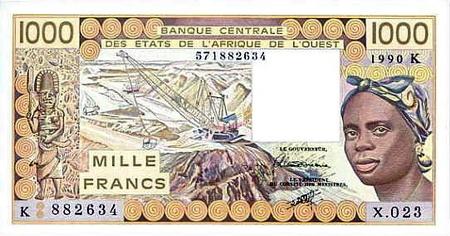 Une monnaie locale  pour le Sénégal