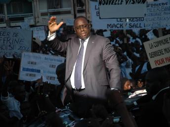 Présidentielle: les promesses de Macky Sall.