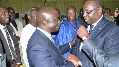 Idrissa Seck sur sa présence au congrès de Macky Sall: «Je n'ai pas lancé de piques mais posé des questions qui attendent réponse.»