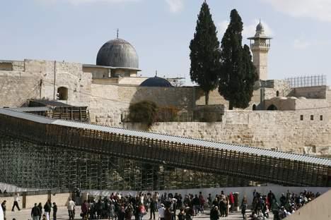"""""""Une déclaration de guerre contre les lieux saints musulmans"""""""