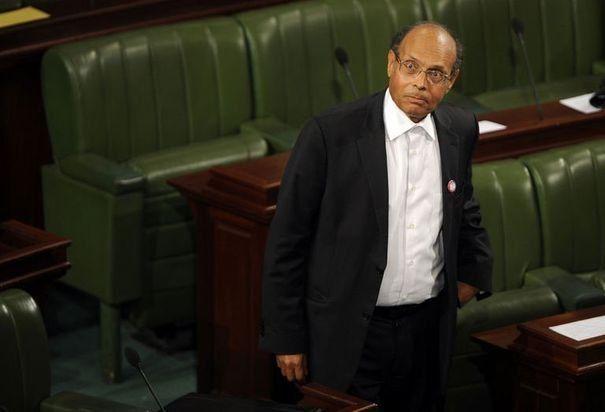 Tunisie: Marzouki est élu président
