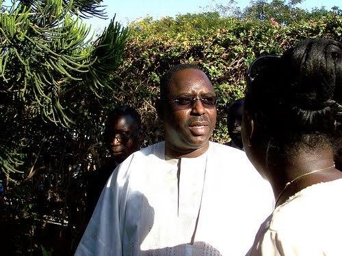 Macky Sall : «Je n'accepterai jamais qu'on reconnaisse le parti Rewmi »