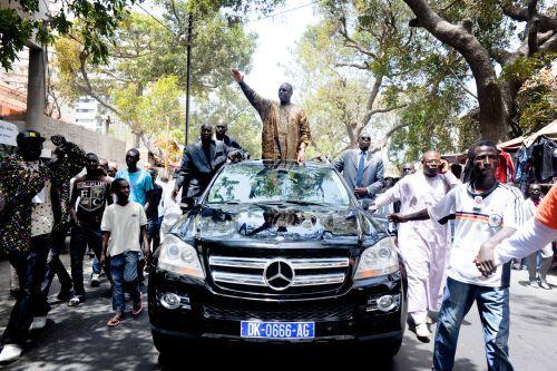 Macky Sall candidat favori prive ses détracteurs de lucidité dans leurs propos (Amadou Diallo )