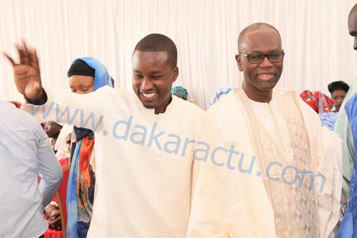Retour en images sur le mariage de Maimouna et Djily Fall