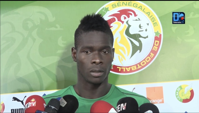Équipe nationale : Pape Abdou Cissé, le seul joueur de champ à ne pas encore avoir joué une minute