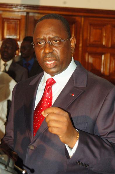 Macky Sall, président de l'APR: «Il y a des partis qui ont fait de Bennoo leur propriété privée.»