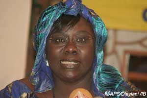 Sokhna Dieng Mbacké élue présidente du PVD
