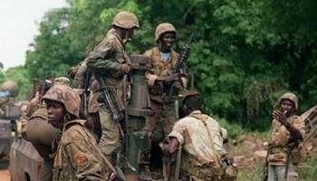 L'armée effectue des ratissages en Moyenne Casamance