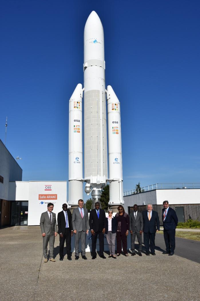 Domaine spatial : un premier nano-satellite sénégalais lancé d'ici 2 ans