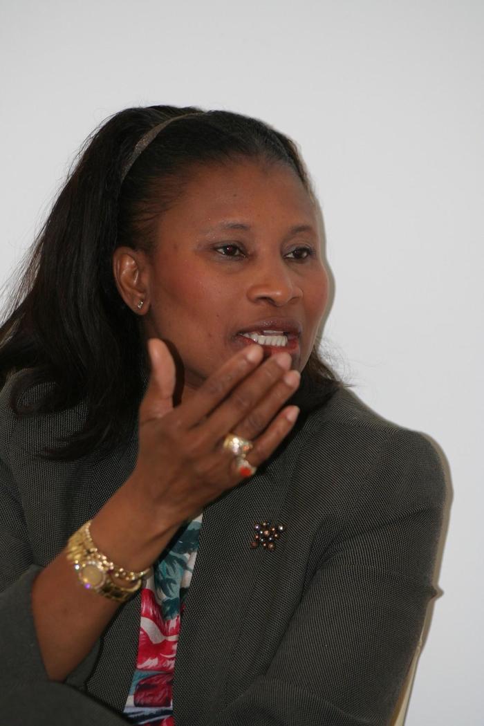 Aïssata Tall Sall, porte-parole du PS: «Niasse n'est pas le candidat de l'unité et du rassemblement.»