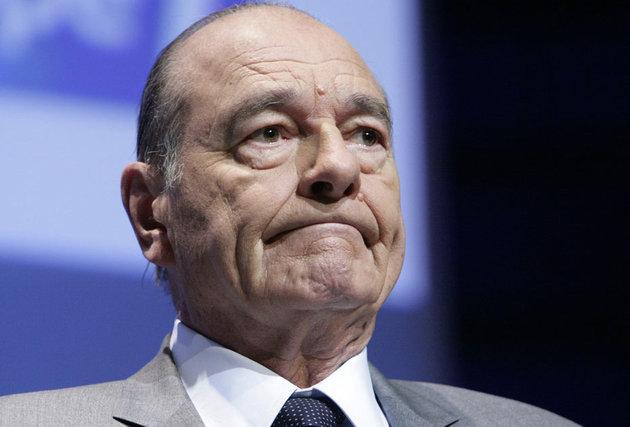Jacques Chirac jugé coupable de détournements de fonds publics