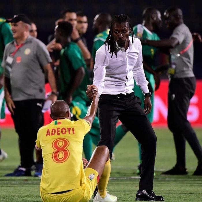 Aliou Cissé, la force du mental, le silence gagnant (Papa Ibrahima Diassé)