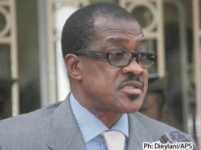 Madické Niang pressé  par l'UE  sur la situation de Sénégal