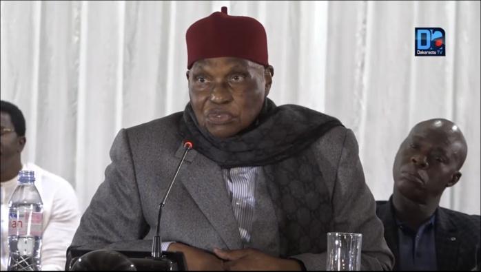 Élections locales : Me Wade accuse Macky Sall de «distribuer beaucoup d'argent pour déstabiliser les adversaires notamment le PDS qui est la formation politique la plus populaire»