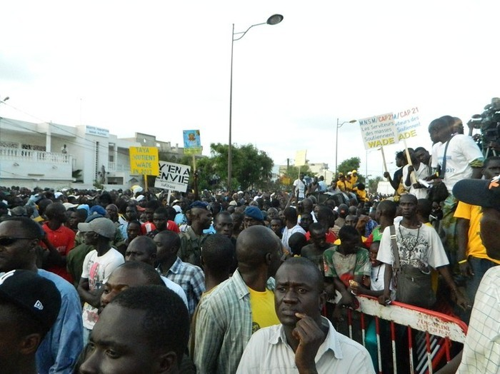En dehors de la médiocrité, il y a treize millions d'autres.... (Amadou Fall)
