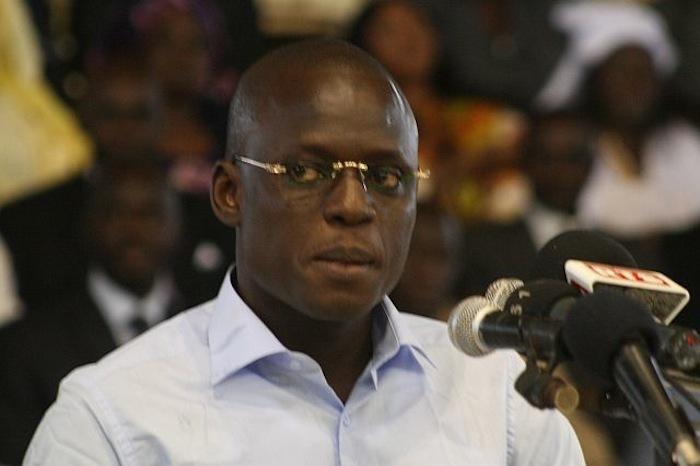Bara Gaye, ministre-conseiller.