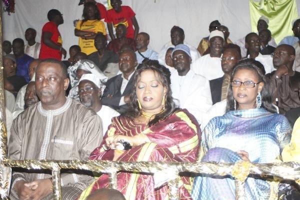 """""""La paix ne dépend pas de nous mais du comportement de Wade"""" (Cheikh Tidiane Gadio, à l'occasion du lancement national de Yamalé)"""