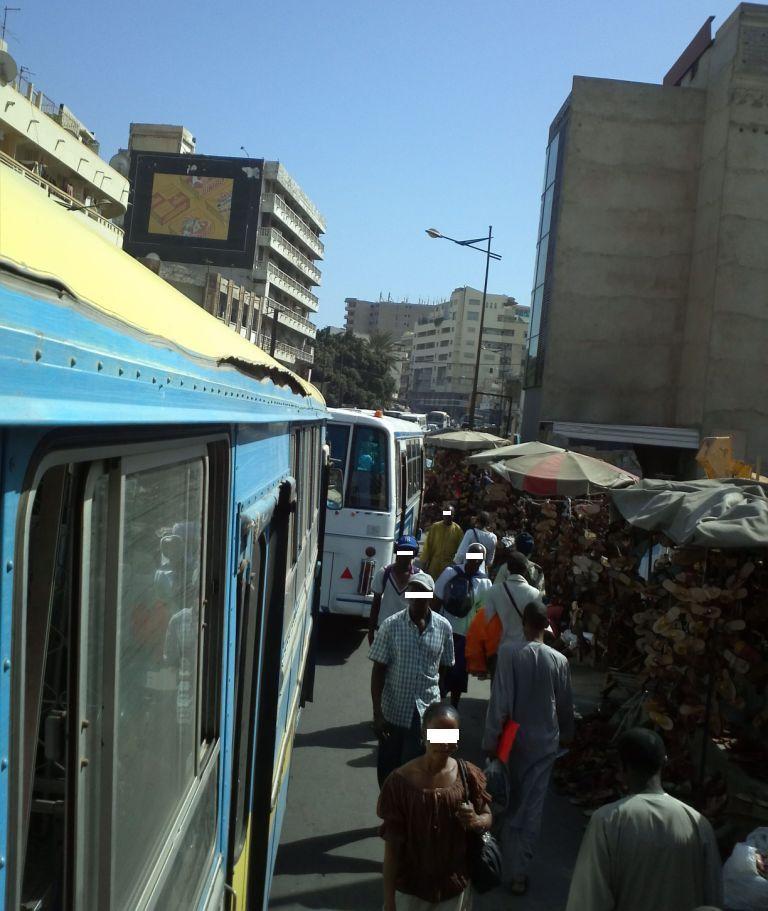 Est-il possible de faire Dakar-Kaolack entre Yoff et Sandaga? Découvrez comment! (Djibril Sarr)