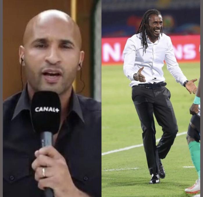 Diomansy Kamara à Aliou Cissé : « Nul n'est prophète dans son pays. Bravo à toi Aliou Cissé. »