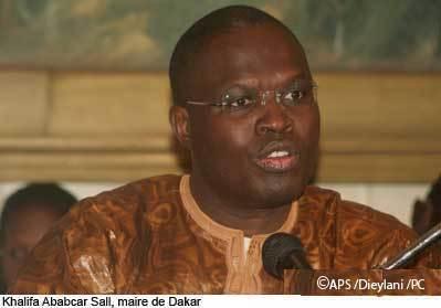 Khalifa Ababacar Sall : ''La propreté est essentielle dans le programme de la ville de Dakar''