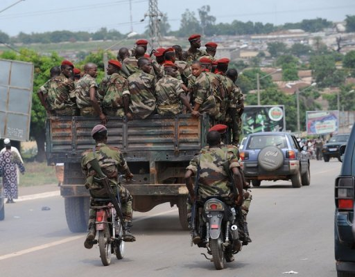 Ouest ivoirien: 6 morts dans des affrontements militaires/habitants