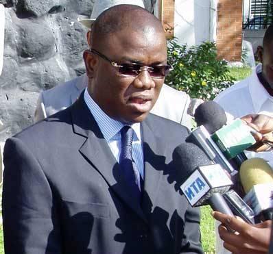 Convoi ministériel impliqué dans un accident de la circulation routière: Abdoulaye Baldé et Mamadou Lamine Keïta parmi les accidentés.