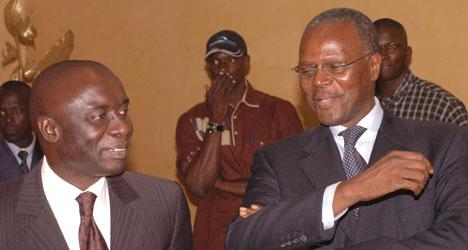 Idrissa Seck sur Ousmane Tanor Dieng : «Il était d'une discrétion presque timide»