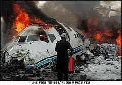 Crash d'avion à Mbour