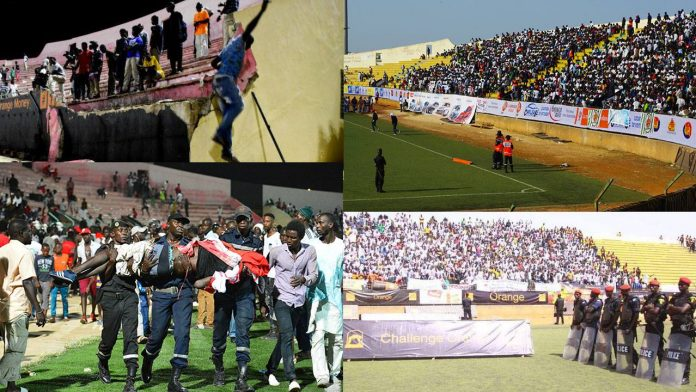 Société : Le Drame du Stade Demba Diop dans l'oubli, 2 ans après les faits.