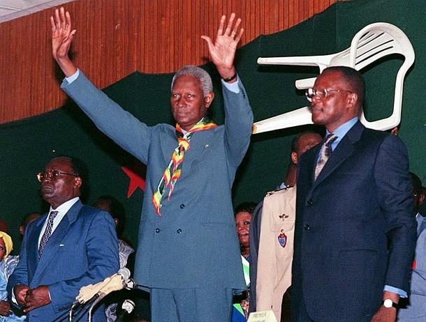 Président Diouf et Ousmane Tanor Dieng : une longue histoire d'estime réciproque