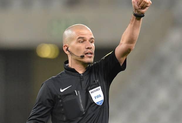 CAN 2019: Victor Gomes désigné pour arbitrer la finale Sénégal - Algérie