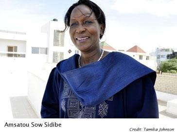Amsatou Sidibé sur le choix de Latif: «C'est une vaste blague.»