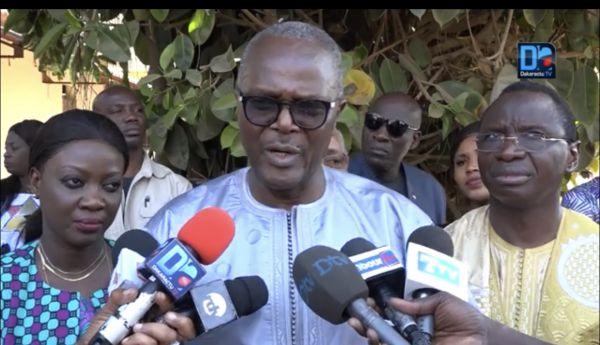 Décès de OTD : La coordination départementale des femmes de BBY/Mbour présente ses condoléances à Macky Sall et à sa famille.