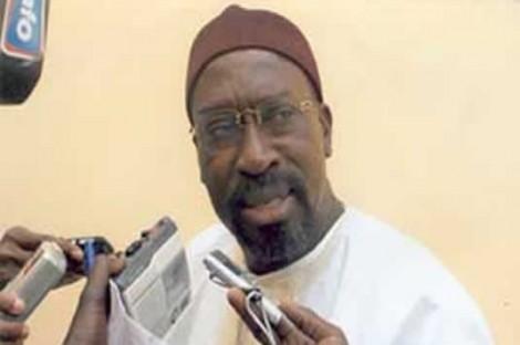 Abdoulaye Makhtar Diop: «Si je dois porter préjudice à l'équipe nationale, je démissionne de mon poste.»