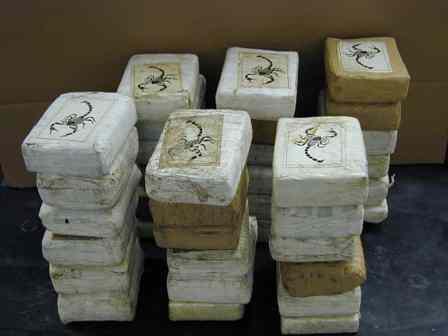 Le trafic de cocaïne en Afrique de l'Ouest représente un chiffre d'affaires de 450 milliards de francs cfa