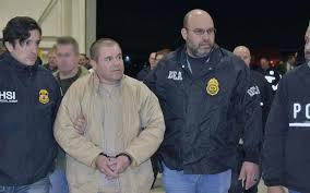 Etats-Unis : 'El Chapo' Guzman écope de la perpétuité