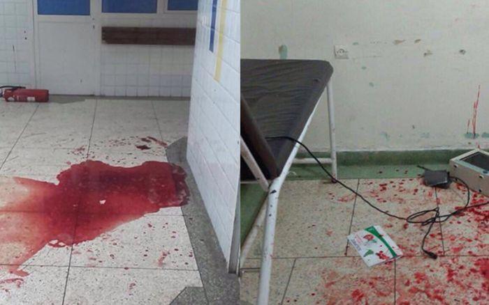 Accrochage entre un patient et une ICP / Honorine Gomez : «J'ai cru que c'était la fin»