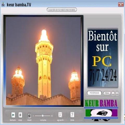 Al Mouridiyya TV, le Hizbut-Tarqiyya se dote d'une chaîne de télévision,