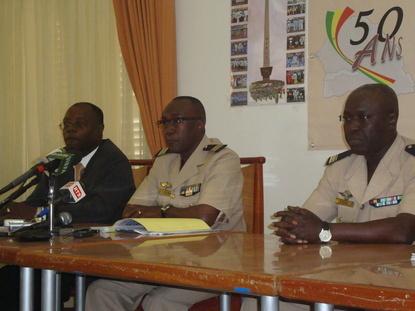 Commandant Adama Diop de la DIRPA : «Les sources de la presse ne sont pas fiables... »