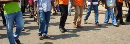Des élèves veulent rallier Dakar à pied pour parler de leurs difficultés au Chef de l'Etat