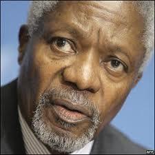 Pressions sur Wade: Kofi Annan et Madeleine Albright entrent dans la danse