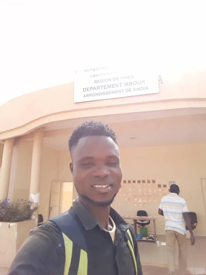 Marcher de Tamba à Dakar pour voir le Président : Aboubacar Kouyaté est à DIASS