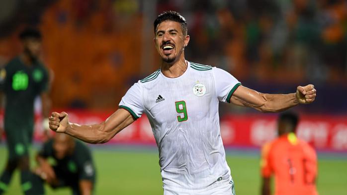 Finale CAN 2019 : Les Lions menés (1-0) à la mi-temps par les Fennecs de l'Algérie