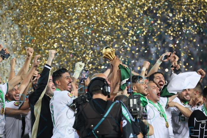 CAN 2019 : L'Algérie bat le Sénégal (1-0) et remporte la deuxième Coupe d'Afrique de son histoire