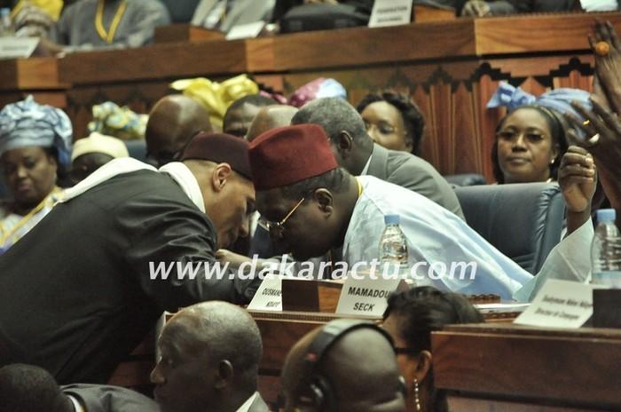 Que se disent Karim Wade et Ousmane Ngom ?