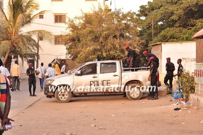 La police donne sa version du drame de Mermoz